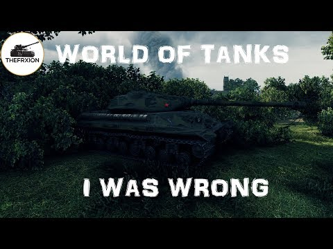World of Tanks || I was wrong about this tank... || Object 257 gameplay