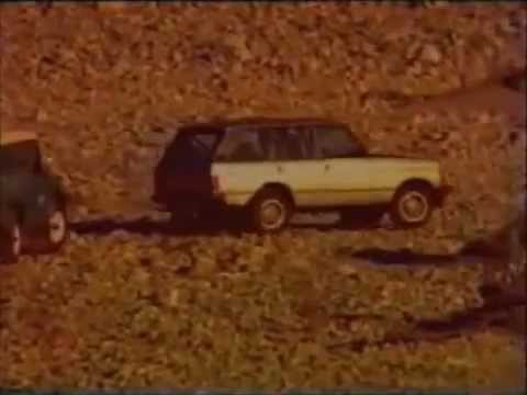 Camel Trophy Basic Off-Road Driving Techniques and Skills Training