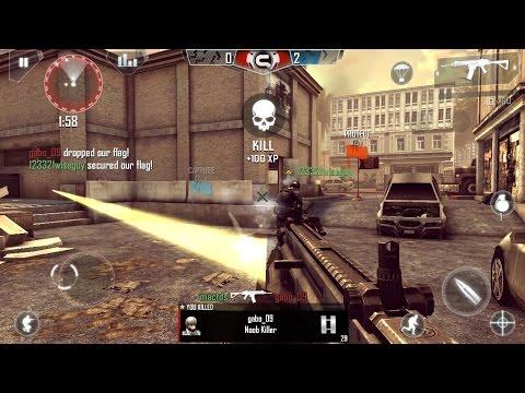 RESUBIDO! Modern Combat 5 full (Totalmente funcional + links de descarga)