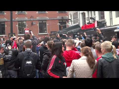 Ajax Landskampioen 2014 Leidseplein