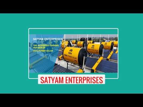 (╯°□°)╯ - Tata Power Solar, satyam enterprises,solar power dealer