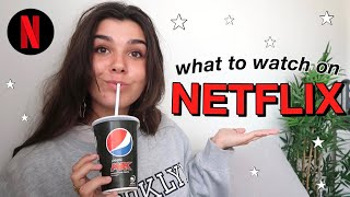 my top NETFLIX recommendations *that you haven't seen*