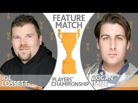 SCGPC - Match 7 - Logan Mize vs Joe Lossett [Magic: the Gathering]