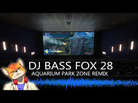 [DnB] Aquarium Park Zone A1 Remix - DJ Bass Fox 28