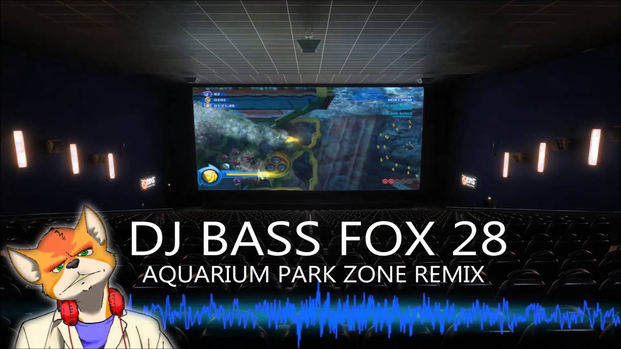 DnB] Aquarium Park zone A1 remix DJ bass fox 28
