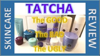 TATCHA SKIN CARE REVIEW💙TATCHA REVIEW💙MY THOUGHTS💙#tatcha #tatchareview #tatchaskincare