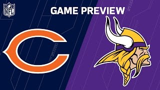 Bears vs. Vikings | NFL NOW | Week 17 Previews