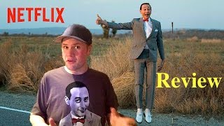 Pee-wee's Big Holiday Movie Review