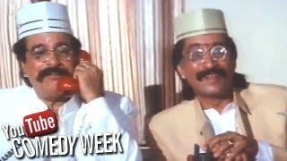 Kader Khan and Shakti Kapoor fools people - Baap Numbri Beta Dus Numbri Scene - Comedy Week