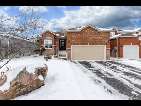 212 Golden Meadow Rd Barrie Ontario Barrie Real Estate Tours HD Video Tour