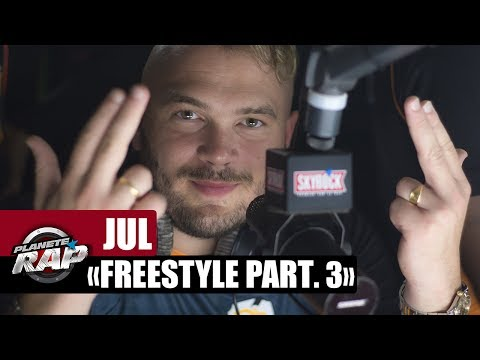 [INÉDIT] Jul freestyle Part. 3 #PlanèteRap