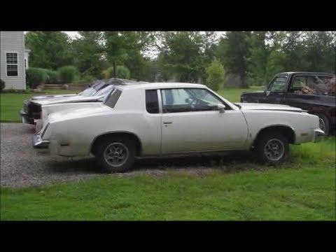 80 Cutlass Parts Walk Around Classic G-Body Garage