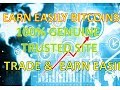 Earn Lots Of Bitcoins/Money by trading