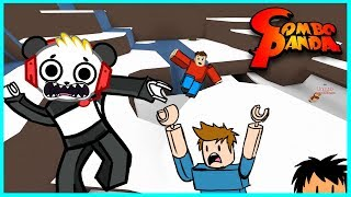 Roblox Parkour Tag Let's Play avec Combo Panda