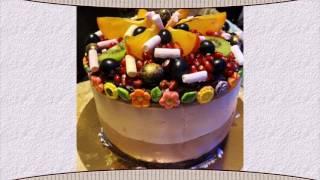 Торт-коллаж! Тортики сделанные своими руками! (Канал Тортейка)