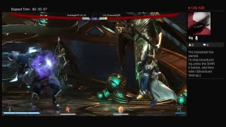 Gambar cover Dreology619's Live: Injustice 2: casuals