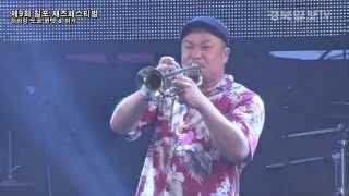 """El Cumbanchero"" Atsushi Kanno(Hiraring Tokyo Quartet)"