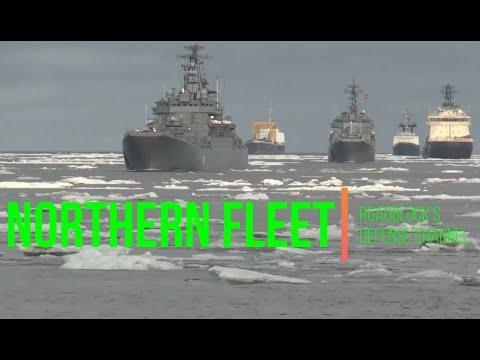 The Northern Fleet - The Russian Navy [09/12/2020]