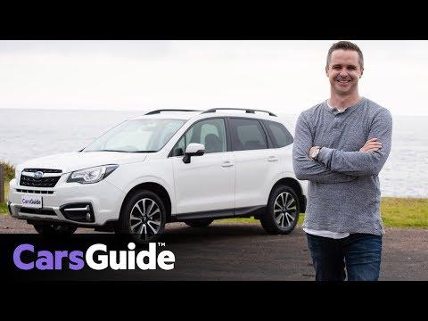 Subaru Forester 2.5i-S 2018 review