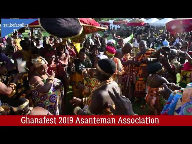 Ghanafest 2019 Asanteman