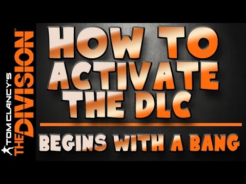 The Division | How to Activate the Underground DLC