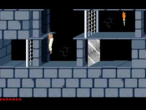 Prince of Persia (1989) MS-DOS PC Game Playthrough poster