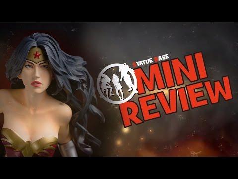 Wonder Woman DC Comics 1/6 Statue Luis Royo Yamato USA