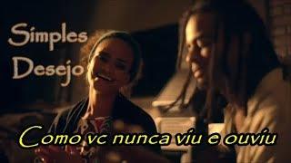 Simples Desejo (como vc nunca viu e ouviu ) Luciana Mello e Jair Oliveira - Voz, letra e violão.
