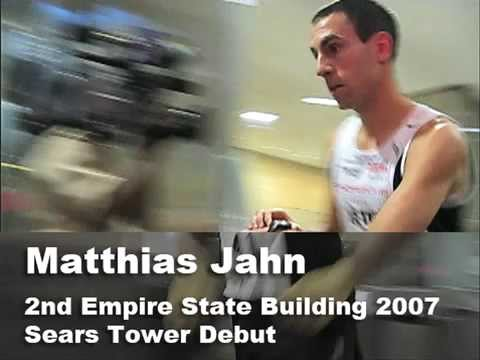 Willis (Sears) Tower Stair Climb Race