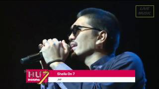 J.A.P (New Version) - Sheila on 7 LIVE @HUT ke-7 Bukalapak