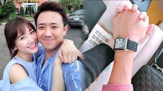 Hari Won bất ngờ nhắn nhủ đầy xúc đông đến ông xã Trấn Thành sau 3 năm kết hôn