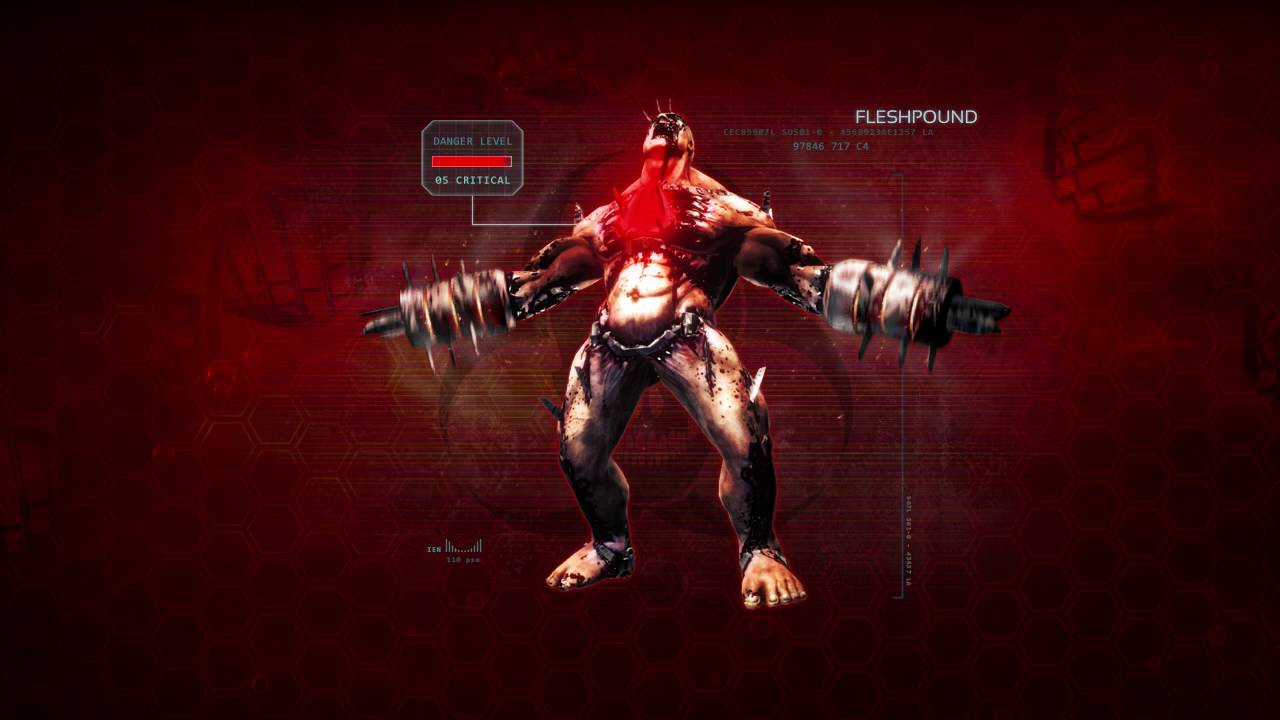 Marvelous Killing Floor 2   Fleshpound Sounds