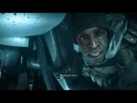 Battlefield 4 mission Baku (Azerbaijan)