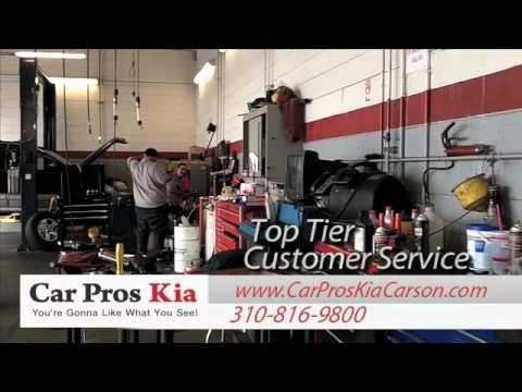 Car Pros Kia Service