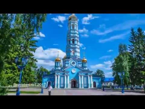 Уфа Россия Таймлапс   Ufa Russia Time lapse