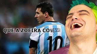 MELHORES MEMES DA ARGENTINA QUASE FORA DA COPA thumbnail