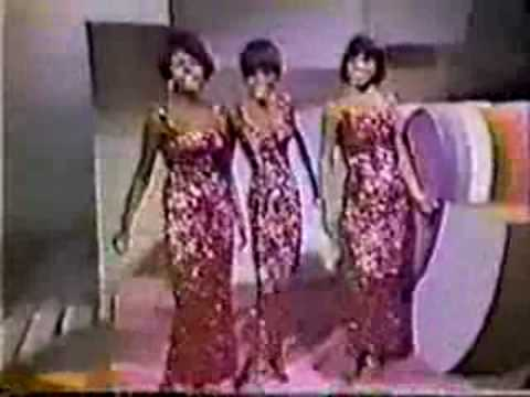The Supremes: Live on Rodgers & Hart Today (1966)   Lover / With A Song In My Heart / My Romance