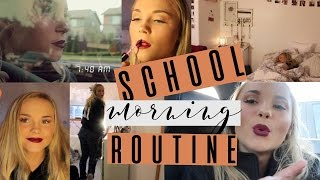 School Morning Routine | 2016