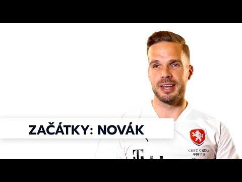 Začátky v repre: Filip Novák