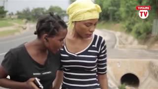 Mamaa Ashura alivyomchamba KIPOFU kisa kumshobokea EBITOKE