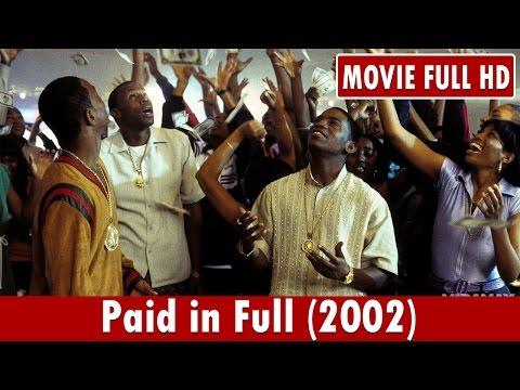Paid in Full 2002 Movie **  Mekhi Phifer, Wood Harris, Chi McBride