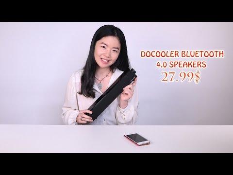 Docooler Bluetooth 4.0 Speakers Music Play