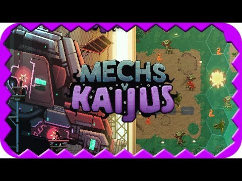 MECHS V KAIJUS Beta Impression | Pixel Art Kaiju Wave Based