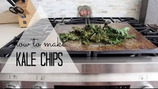 How To Make: Kale Chips
