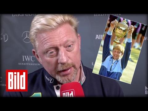 Boris Becker: Früher war Tennis schwieriger (ganzes Interview)