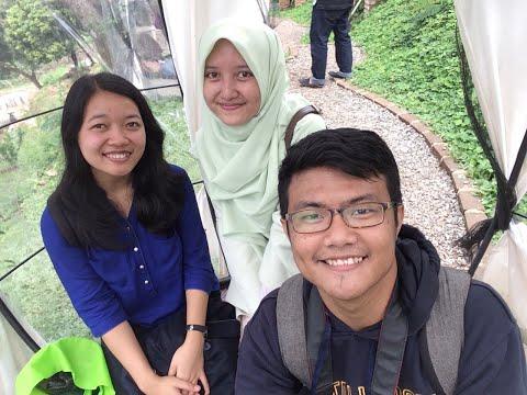 """Y-VLOG In """"Lereng Anteng"""" Bandung"""