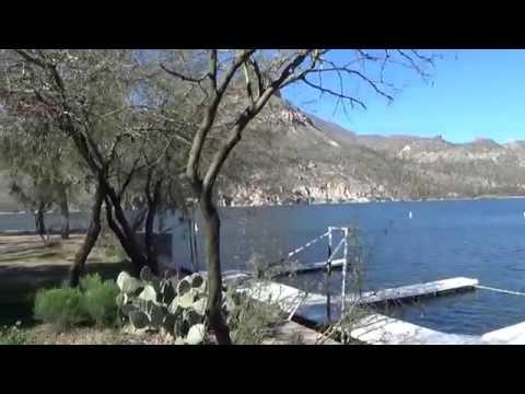 My drive to Apache Lake!