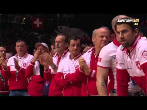 davis cup final 2014 france v suisse