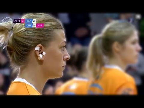 Rapid - CSM Bucuresti first half away match LN
