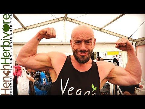 Am I Bristol's Strongest Vegan?
